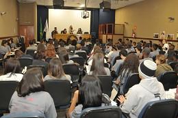 Parlamento Jovem de Minas - Plenária Estadual da Edição 2016 (manhã)